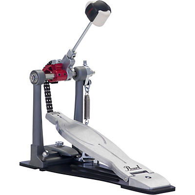 Pearl Eliminator Solo Bass Drum Pedal, Red Cam