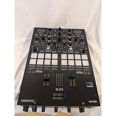 Reloop Elite 2 Channel DVS Battle Mixer DJ Mixer