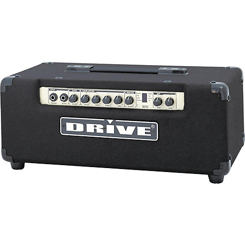 Drive Elite B200H Bass Amp Head
