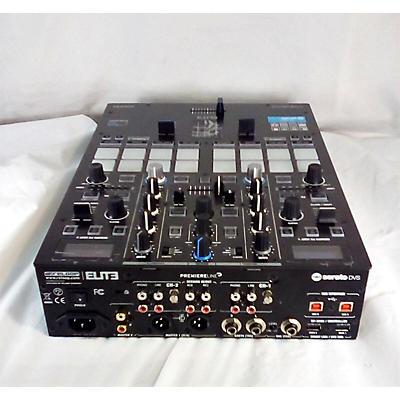 Reloop Elite DJ Mixer 2 Channel DJ Mixer