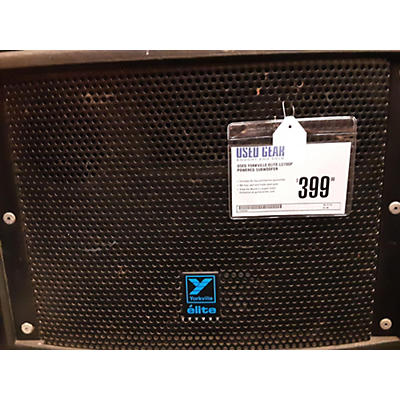 Yorkville Elite LS700P Powered Subwoofer