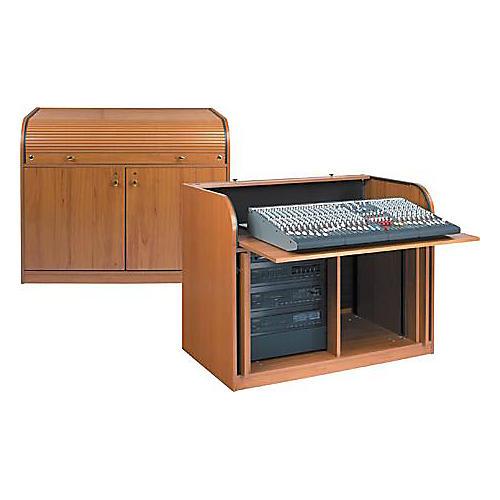 Raxxess Elite Roll-Top Rack Mixing Desk