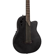 Open Box Ovation Elite TX Mid Depth Acoustic-Electric Bass
