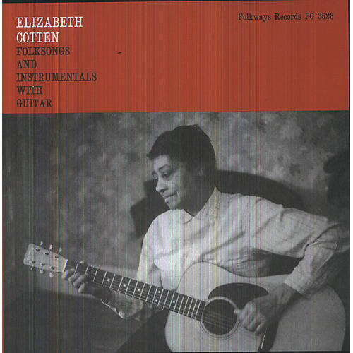 Alliance Elizabeth Cotten - Freight Train and Other North Carolina Folk Songs and Tunes