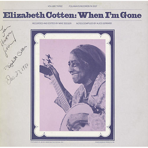 Alliance Elizabeth Cotten - When I'm Gone
