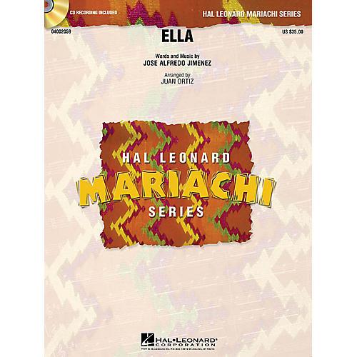 Hal Leonard Ella Concert Band Level 3 Arranged by Juan Ortiz