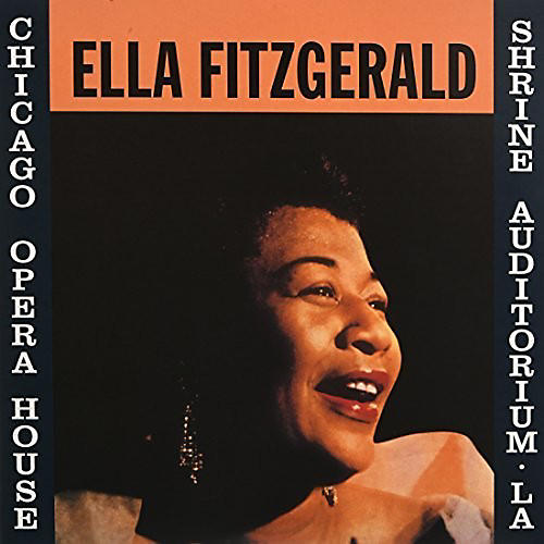 Alliance Ella Fitzgerald - At The Opera House