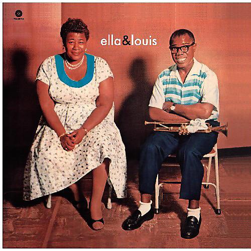 Alliance Ella Fitzgerald - Ella Fitzgerald & Louis Armstrong