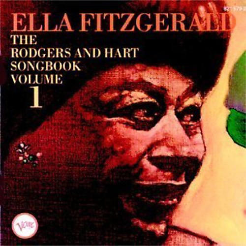 Alliance Ella Fitzgerald - Ella Fitzgerald Sings The Rodgers & Hart Song Book