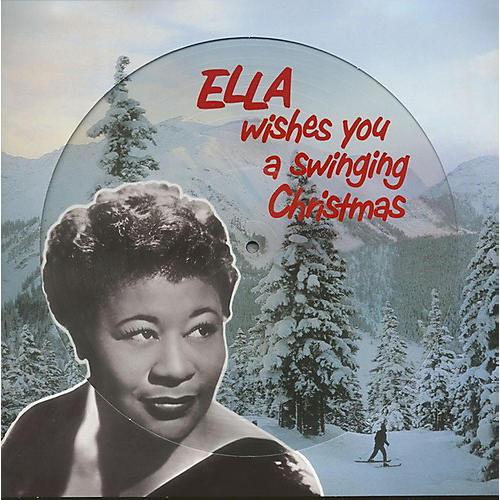 Alliance Ella Fitzgerald - Ella Wishes You A Swinging Christmas