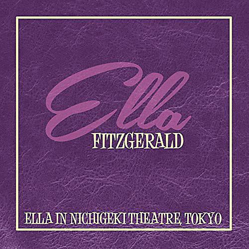 Alliance Ella Fitzgerald - Ella in Nichigeki Theatre: Tokyo