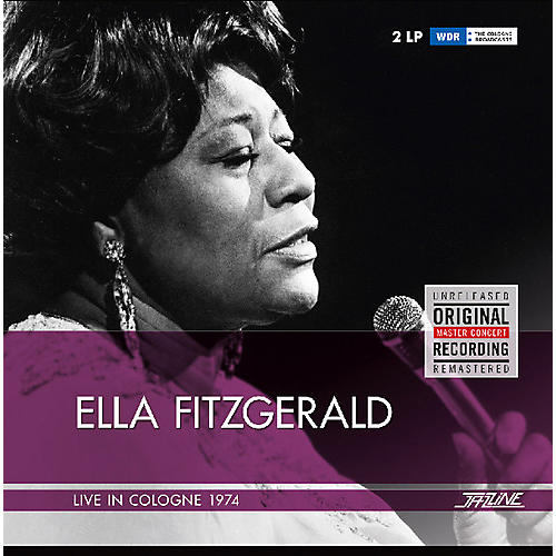 Alliance Ella Fitzgerald - Live In Cologne 1974