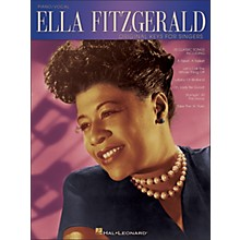 Hal Leonard Ella Fitzgerald - Original Keys for Singers (Vocal / Piano)