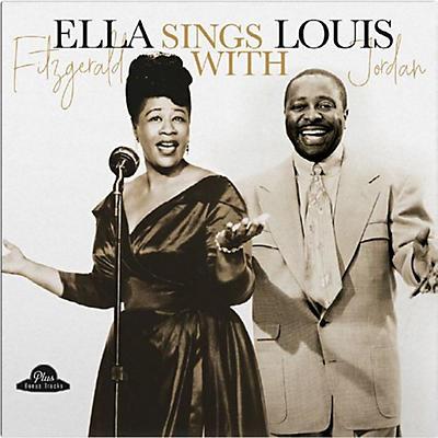 Ella Sings With Louis Jordan [180gm Vinyl]
