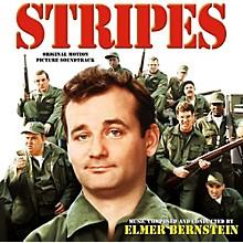 Elmer Bernstein - Stripes (Red, White & Blue Striped)