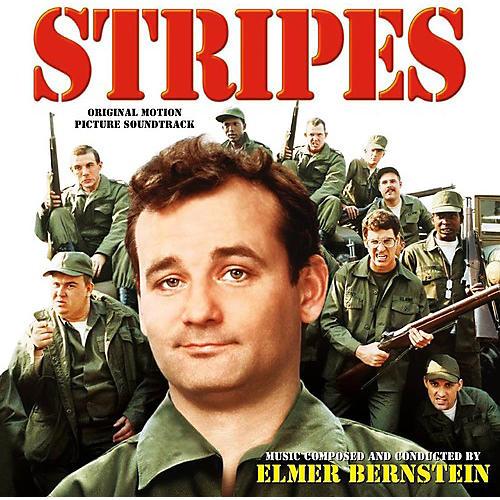 Alliance Elmer Bernstein - Stripes (Red, White & Blue Striped)