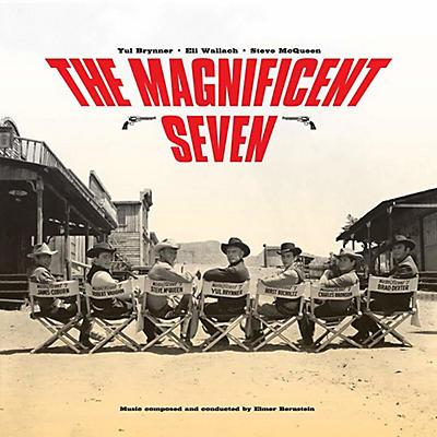 Elmer Bernstein - The Magnificent Seven (Original Soundtrack)