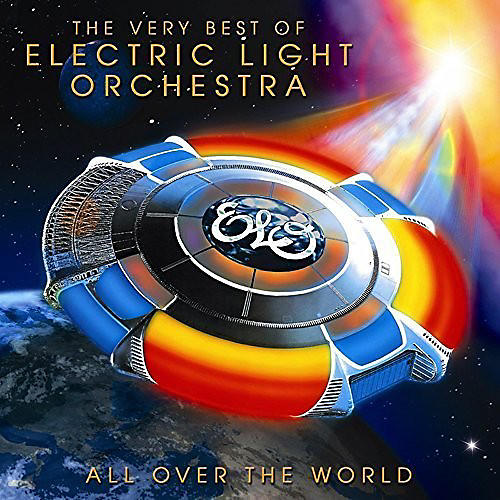 Alliance Elo ( Electric Light Orchestra ) - All Over The World: Very Best Of