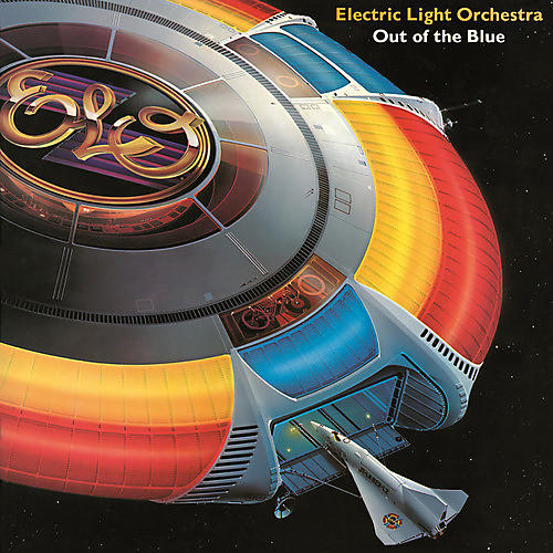 Alliance Elo ( Electric Light Orchestra ) - Out of the Blue