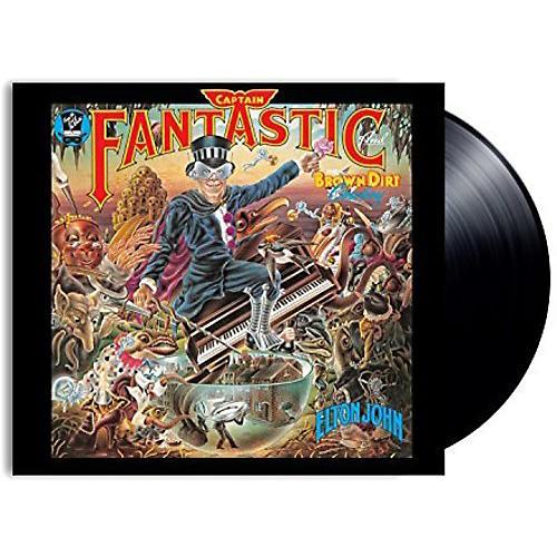 Alliance Elton John - Captain Fantastic And The Brown Dirt Cowboy