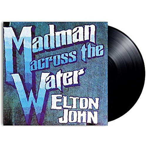 Alliance Elton John - Madman Across The Water