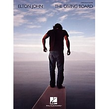 Hal Leonard Elton John - The Diving Board for Piano/Vocal/Guitar
