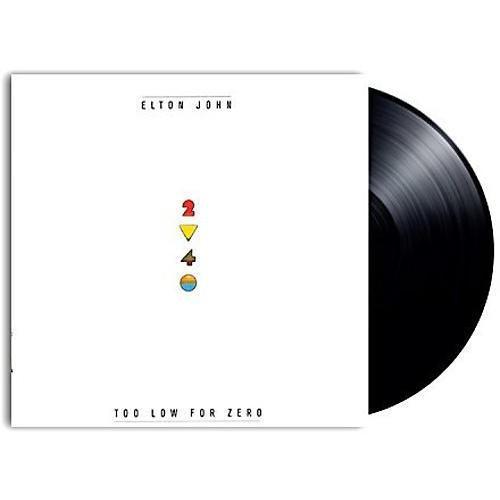 Alliance Elton John - Too Low For Zero