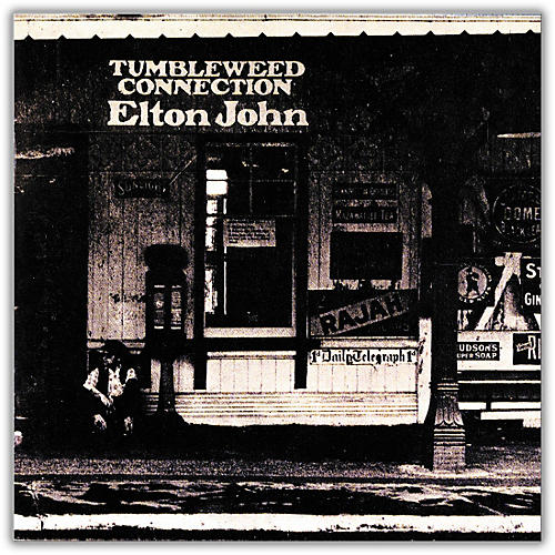 Universal Music Group Elton John - Tumbleweed Connection [LP]