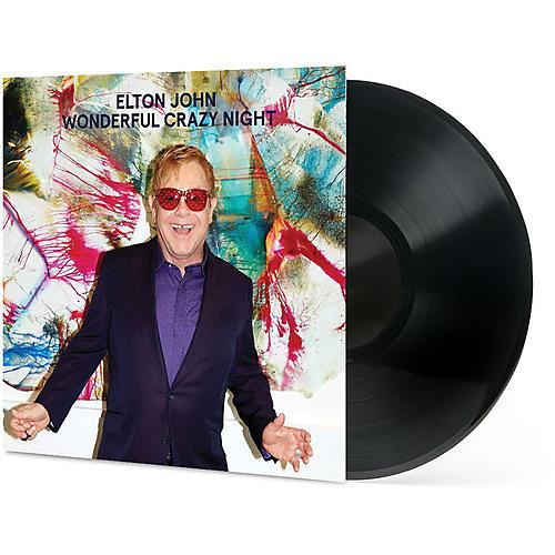 Alliance Elton John - Wonderful Crazy Night