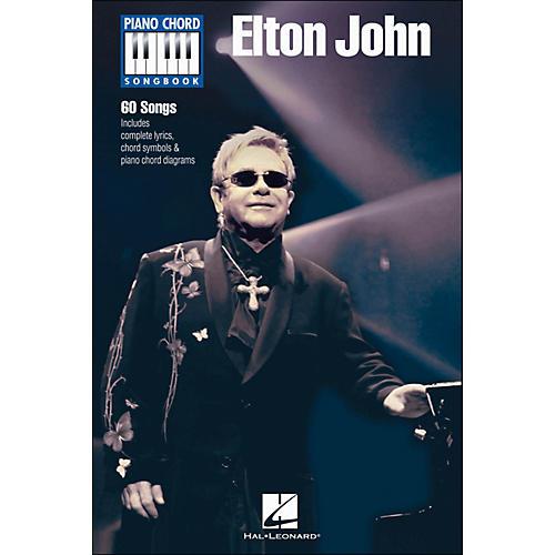 Hal Leonard Elton John Piano Chord Songbook