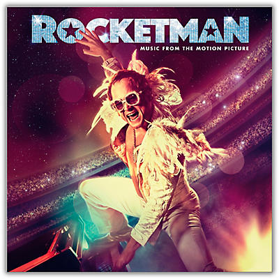 Elton John and Taron Egerton - Rocketman (Music From The Motion Picture) Vinyl LP