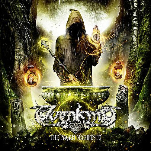 Alliance Elvenking - The Pagan Manifesto (dark Green Vinyl)