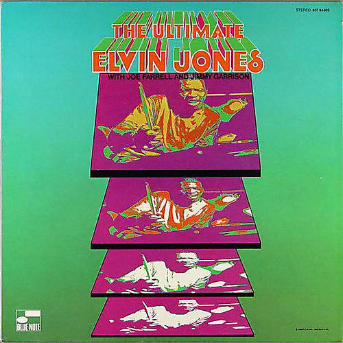 Elvin Jones - Ultimate