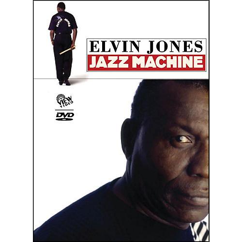 Hal Leonard Elvin Jones: Jazz Machine DVD