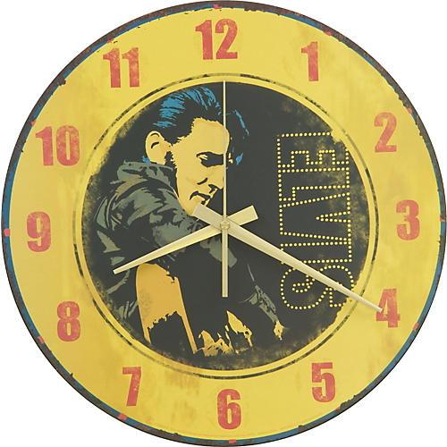 Gear One Elvis Clock