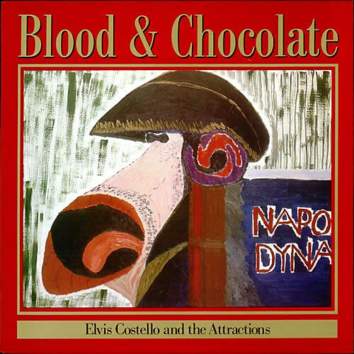 Alliance Elvis Costello - Blood and Chocolate