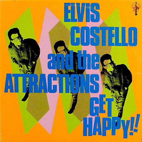 Alliance Elvis Costello - Get Happy