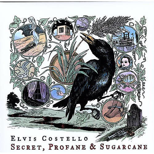 Alliance Elvis Costello - Secret, Profane and Sugarcane