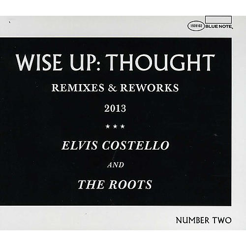 Alliance Elvis Costello - Wise Up: Thought Remixes & Reworks