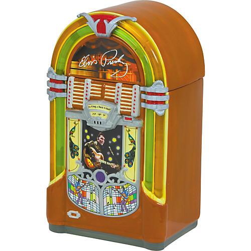 Vandor Elvis Jukebox Cookie Jar