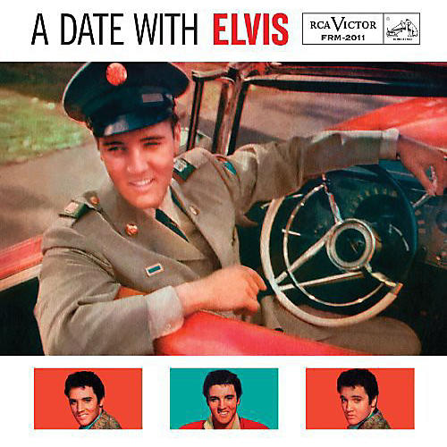 Alliance Elvis Presley - A Date With Elvis [Limited Anniversary Edition]