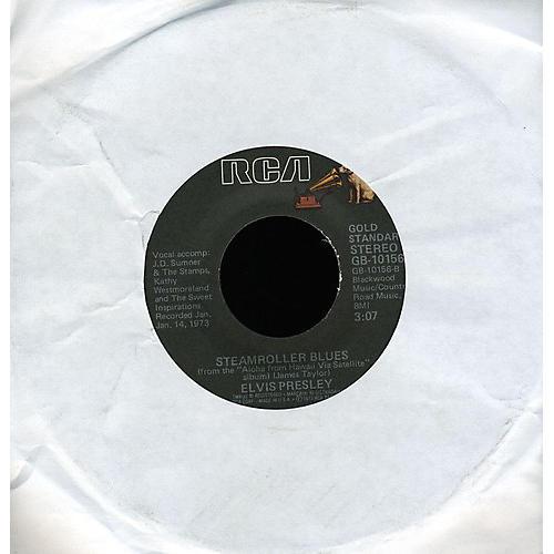 Alliance Elvis Presley - Burning Love