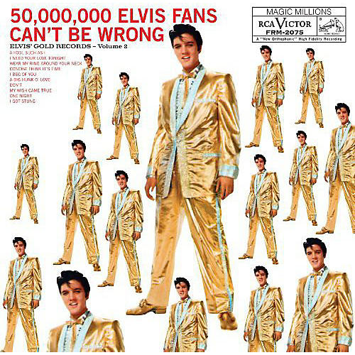 Alliance Elvis Presley - Elvis Gold Records Volume 2
