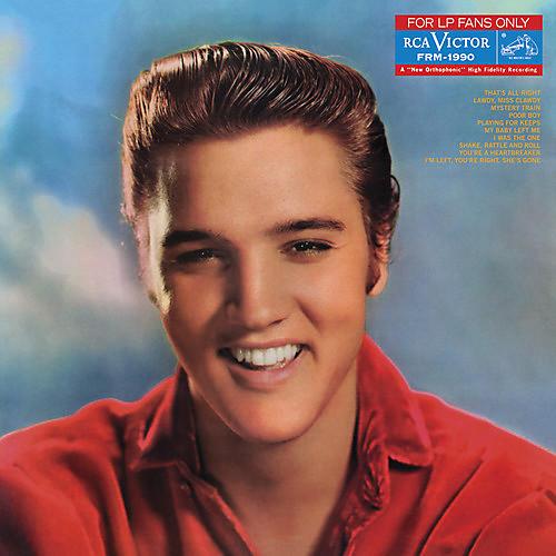 Alliance Elvis Presley - For LP Fans Only (Translucent Gold)