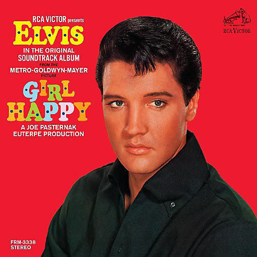 Alliance Elvis Presley - Girl Happy