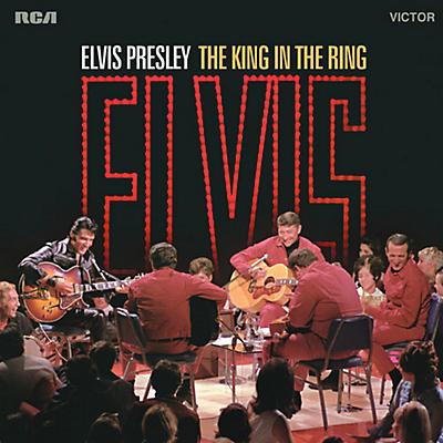 Elvis Presley - King in the Ring