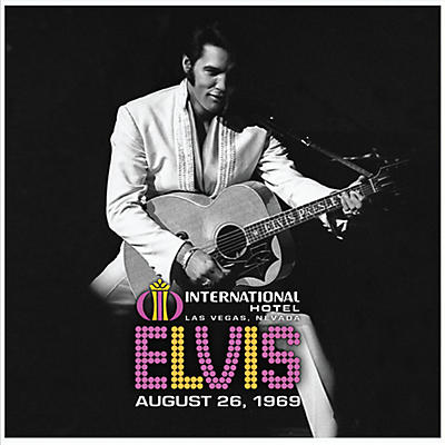 Elvis Presley - Live At The International Hotel, Las Vegas NV - August 26, 1969