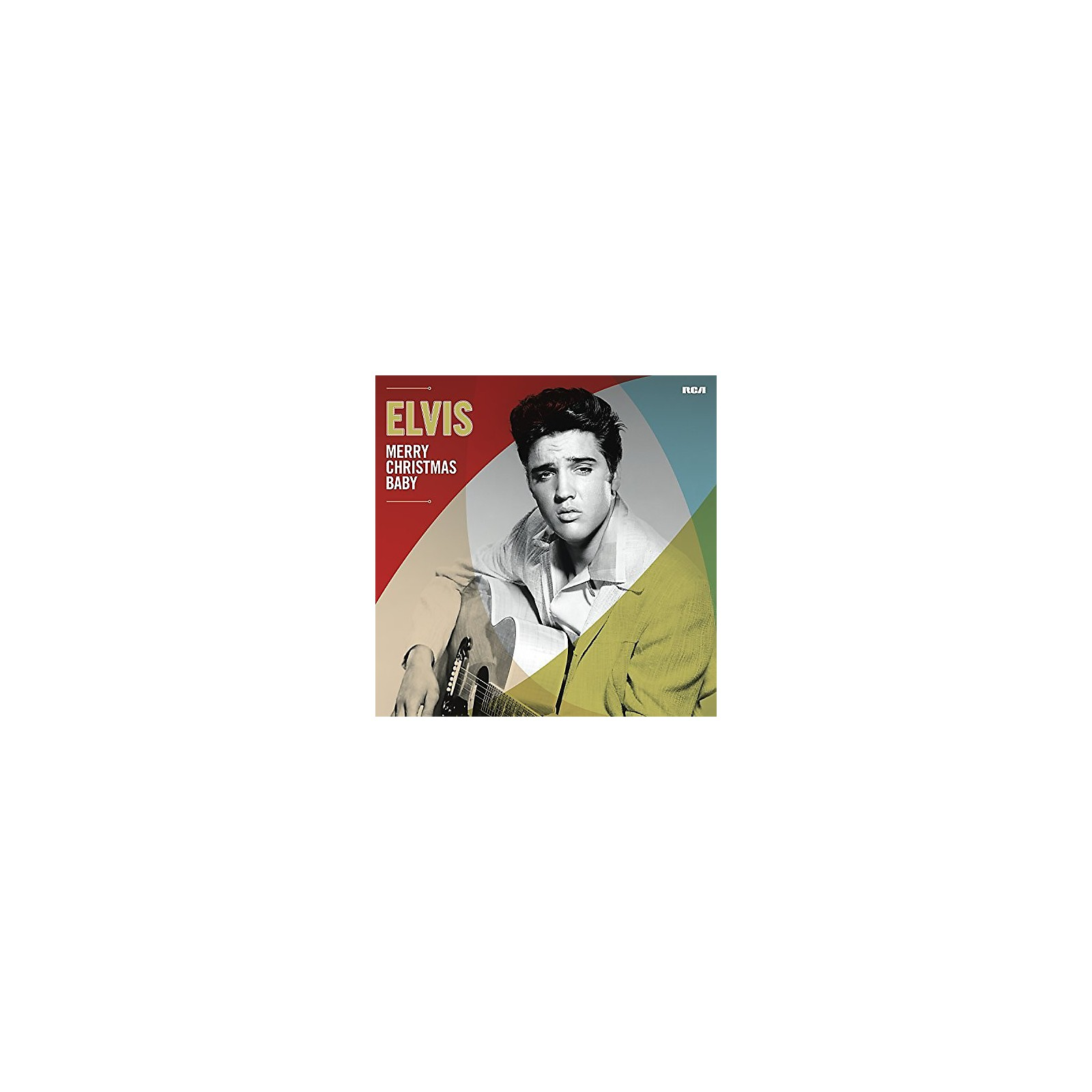Alliance Elvis Presley - Merry Christmas Baby