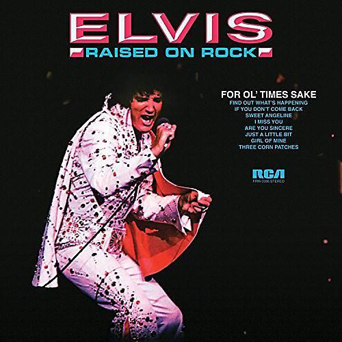 Alliance Elvis Presley - Raised on Rock-For Ol' Times Sake