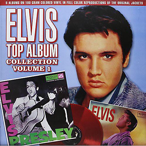 Alliance Elvis Presley - Top Album Collection 1